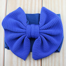Load image into Gallery viewer, Gigi big bow headband