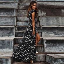 Load image into Gallery viewer, Dana polka dot dress