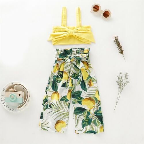 Breanna 2pc lemon set