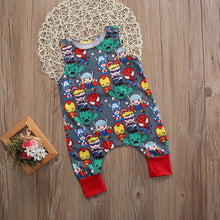 Load image into Gallery viewer, Lucas Baby Romper