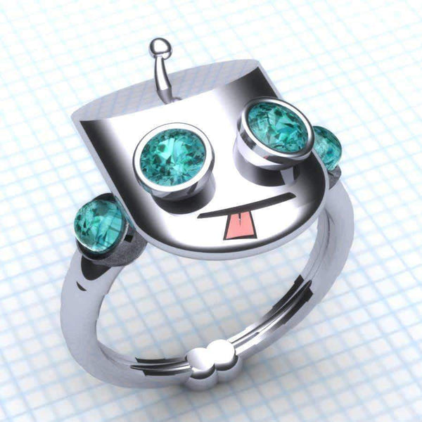 Geek Dot Jewelry The Best Geek Jewelry In The World. Stainless Steel Rings. Maryam Rings. Blue Topaz Wedding Rings. High Quality Engagement Rings. Kwiat Rings. Oblong Wedding Rings. Two Toned Wedding Rings. Ct Round Engagement Rings