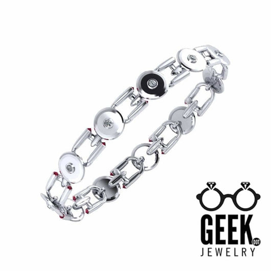 Geek Dot Jewelry Bracelet Boldly Blingy Bracelet