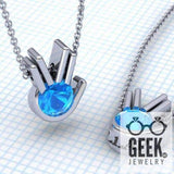 Geek Dot Jewelry Pendants & Charms Good Bye Old Friend  LLAP