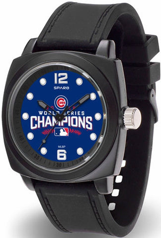 Chicago Cubs 2016 World Series Champions Prompt Watch