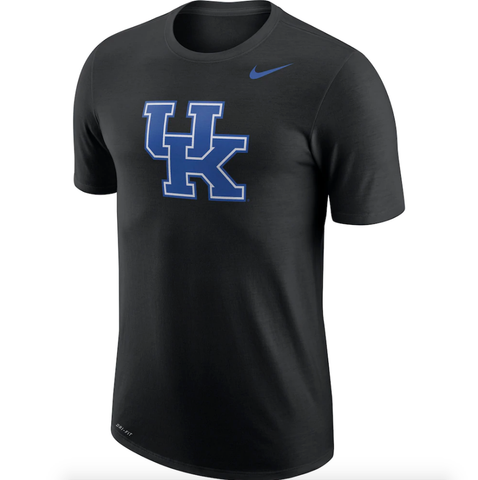 Men's Nike Kentucky Wildcats Black Logo Tee