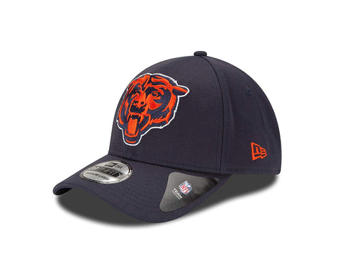 Mens Chicago Bears New Era NFL Mighty Classic 39Thirty Flex Fit Hat