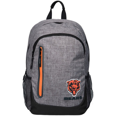 Chicago Bears Bold Color Backpack BY FOCO