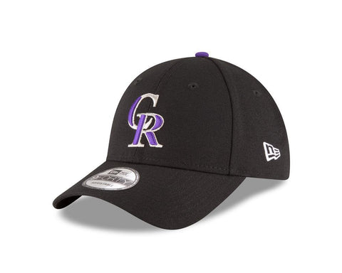 Colorado Rockies Youth Cap New Era Junior League 9FORTY Hat
