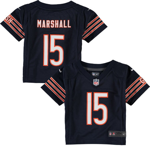 Infant Chicago Bears Brandon Marshall Nike Game Replica Jersey
