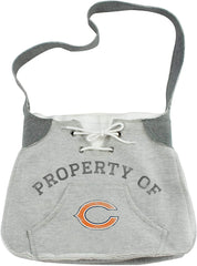 Chicago Bears Grey Sweatshirt NFL Hoodie Sling By Little Earth