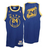 "Men's Golden State (San Fran) Warriors Rick Barry 66-67 ""The City"" Hardwood Classics Jersey"