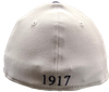 Mens Chicago White Sox 1917 Cooperstown Collection 39THIRTY Flex Fit New Era Hat
