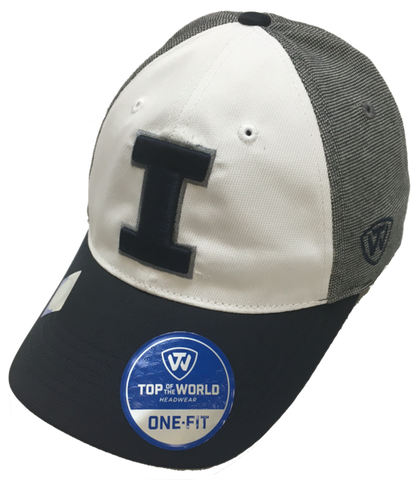 Illinois Fighting Illini Hustle Stretch Hat By Top Of The World