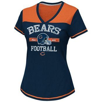 Womens Chicago Bears Champion Swagger IV Tee