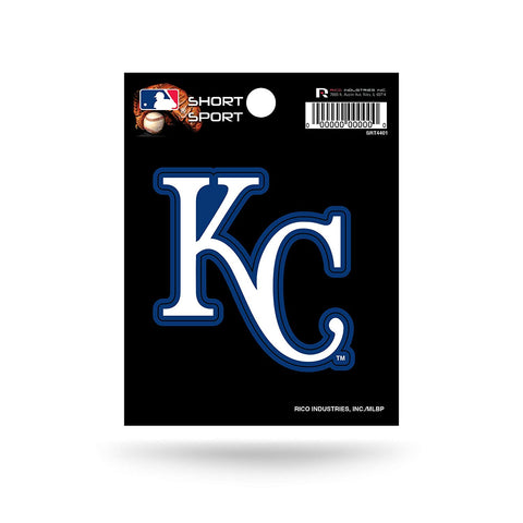Kansas City Royals Rico MLB Short Sport Decal