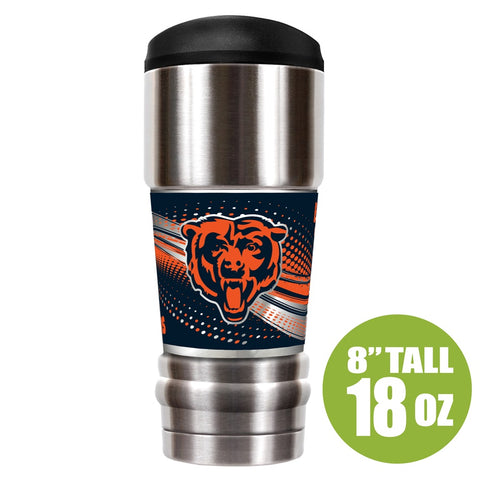 Chicago Bears 18oz. MVP Tumbler By Great American Product