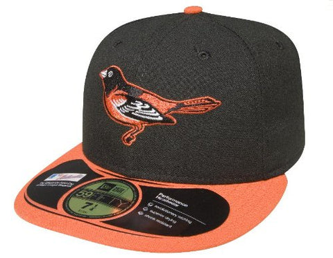 MLB Baltimore Orioles Turn Back The Clock Authentic On Field Game 59FIFTY Cap