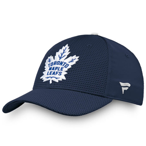 Men's Toronto Maple Leafs Fanatics Branded Authentic Pro Rinkside Flex Hat