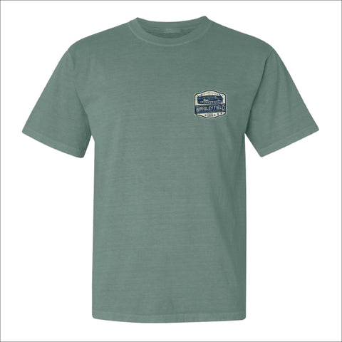 Men's Wrigley Field Mountain Spruce Tee