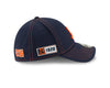 "Chicago Bears 2019 Established Collection Sideline Road ""B"" Logo 39THIRTY Flex Hat"