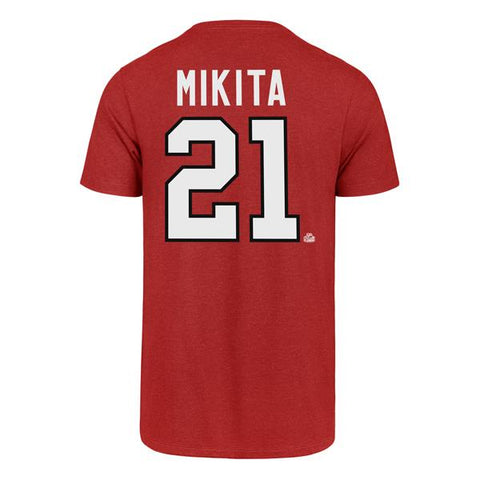 Chicago Blackhawks Stan Mikita Name And Number Club Tee By '47 Brand