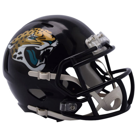 Jacksonville Jaguars Speed Mini Helmet-2018