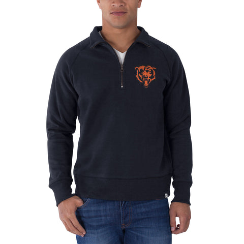 Chicago Bears Cross Check 1/4 Zip Pullover
