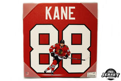 Chicago Blackhawks Patrick Kane 18X18 Canvas Photo