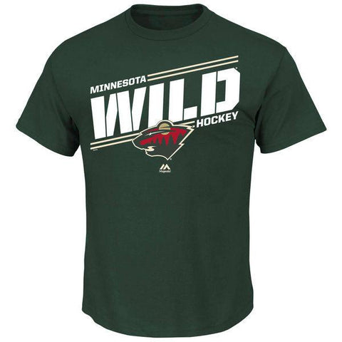 Mens Minnesota Wild Home Ice Advantage T-Shirt