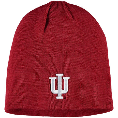 Indiana Hoosiers Top of the World EZDOZIT Knit Beanie - Crimson