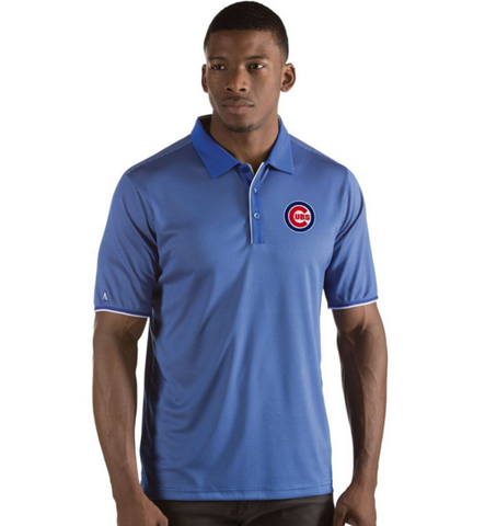 Chicago Cubs Draft Polo By Antigua