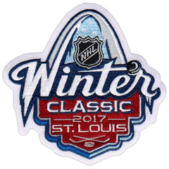 2017 NHL Winter Classic Jersey Patch St. Louis Blues vs Chicago Blackhawks - Pro Jersey Sports
