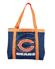 Chicago Bears Team Tailgate Tote By Little Earth