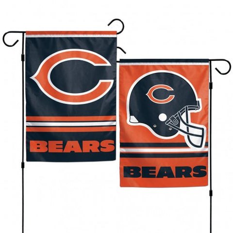 Chicago Bears 2-Sided Garden Flag By Wincraft
