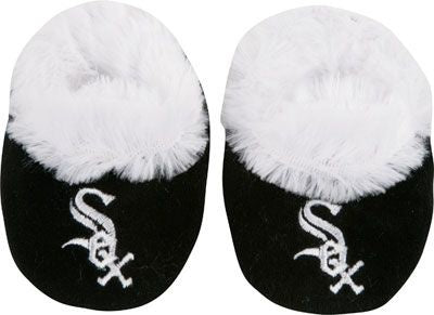 Infant Chicago White Sox Baby Bootie Slippers
