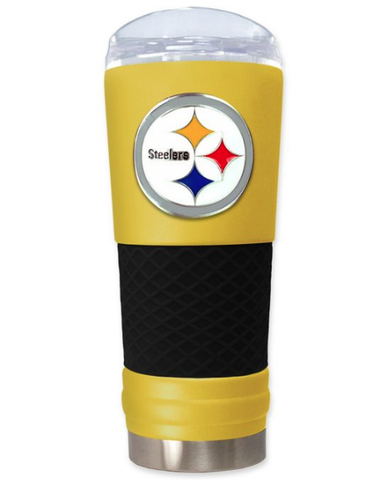 Pittsburgh Steelers The DRAFT 18 oz. Vacuum Insulated Beverage Cup