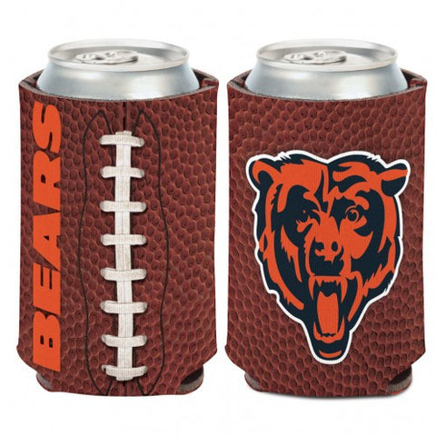 Chicago Bears Football 12 oz. Can Cooler By Wincraft