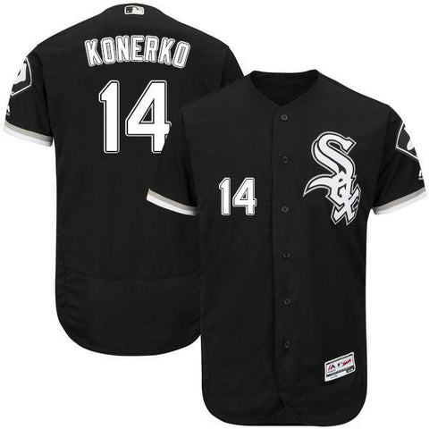 Chicago White Sox  Authentic Paul Konerko Alternate Polyester Jersey