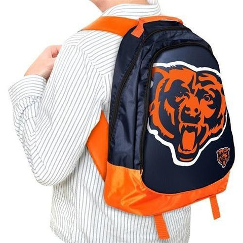 Chicago Bears NFL Core Big Logo Backpack