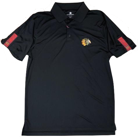 Chicago Blackhawks Surge Polo By Levelwear