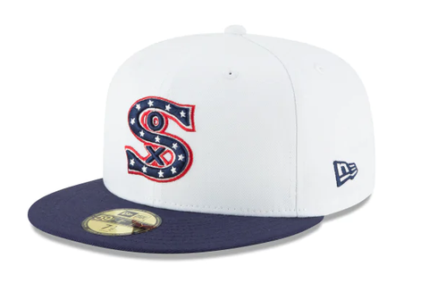 Chicago White Sox Cooperstown Collection 59Fifty Fitted