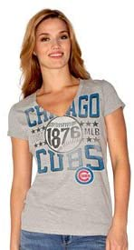 Women's Chicago Cubs Curve Ball tee
