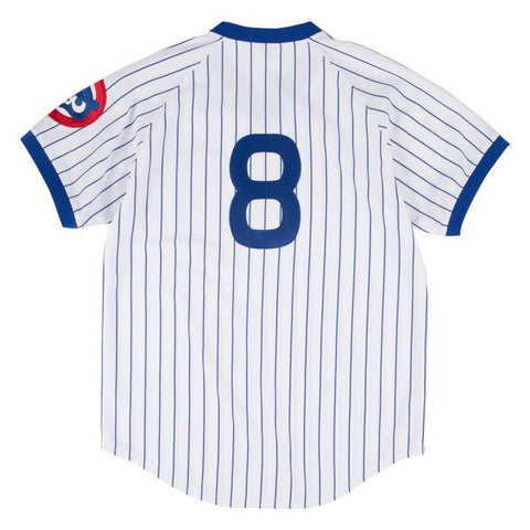 Chicago Cubs Men's White Andre Dawson Authentic 1987 Home Jersey