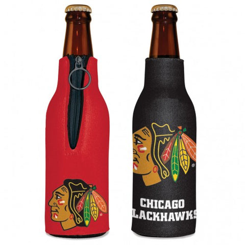 Chicago Blackhawks 2-Sided Bottle Cooler By Wincraft