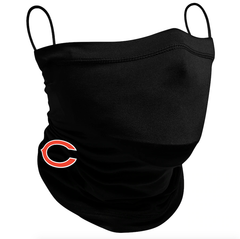 Adult Chicago Bears New Era On-Field Neck Gaiter