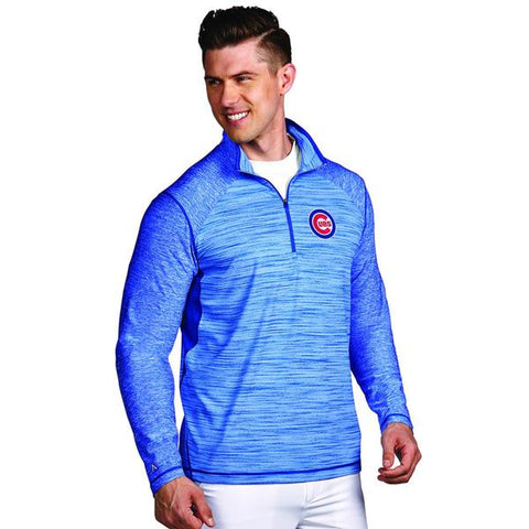 "Mens Chicago Cubs Performance ""Circulate"" Jacket by Antigua"