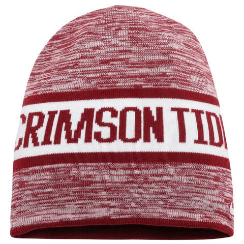 Alabama Crimson Tide Nike NCAA Reversible Local DNA Knit Hat