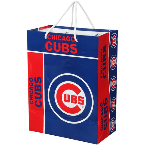 Chicago Cubs Medium Gift Bag