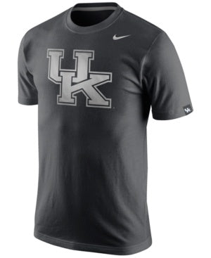 Nike Men's NCAA Kentucky Wildcats Platinum Tri-Blend T-Shirt