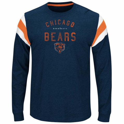 Chicago Bears Showcase Classic NFL Long Sleeve T-Shirt